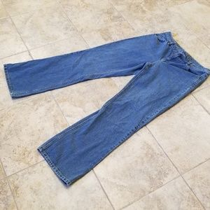 Liz Claiborne Jeans - Liz Claiborne Good Condition Boot Cut Blue Jeans